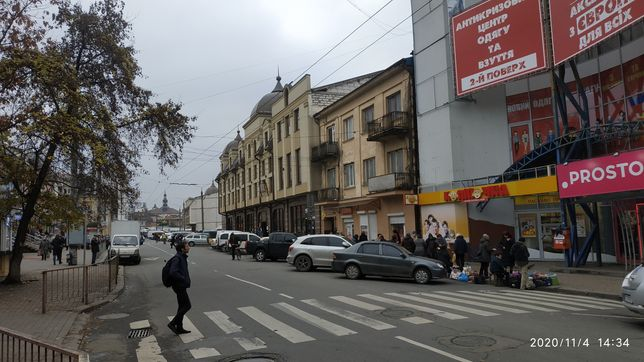 Оренда приміщення вул.Дністровська