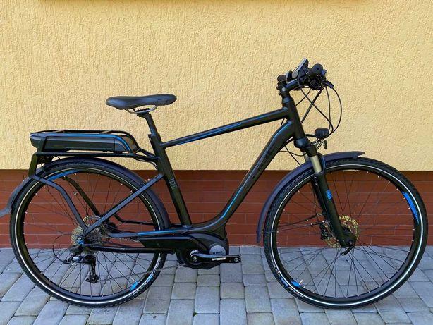 Как новый! Електро велосипед Cube Touring мотор Bosch батарея 400