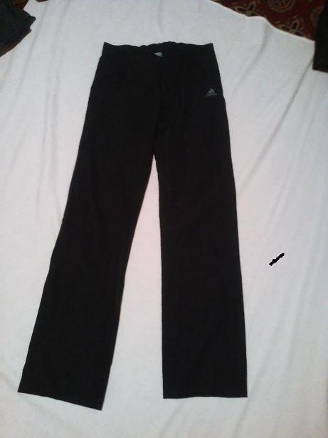 spodnie sportowe ClimaLite - markowe Adidas roz. 34/36/38