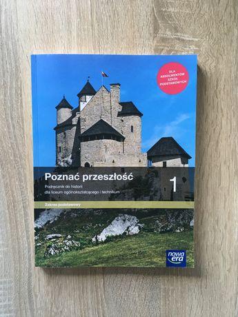 Podręcznik Poznać przeszłość 1 zakres podstawowy Nowa Era Historia