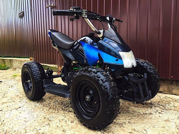 Продам детскийк квадроцикл ATV-50cc.Отличное состояние.
