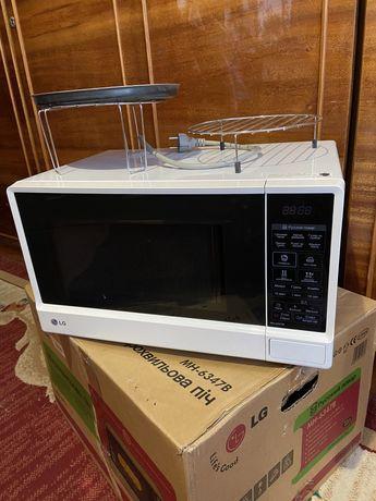 Микроволновая печь LG MH 6347B