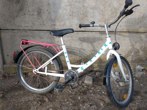 Sprzedam urzywany rower koła 16