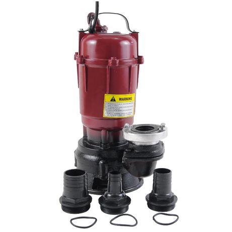 Pompa do szamba wody brudnej z rozdrabniaczem 3265 W
