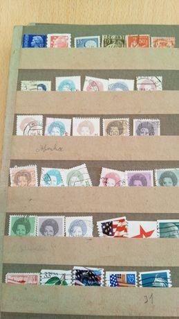 Selos de todo o mundo 5