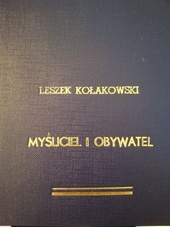 Książka Kołakowski