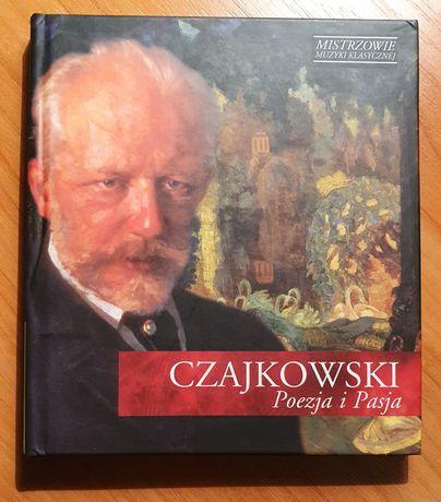 Mistrzowie muzyki klasycznej Czajkowski Poezja i Pasja CD