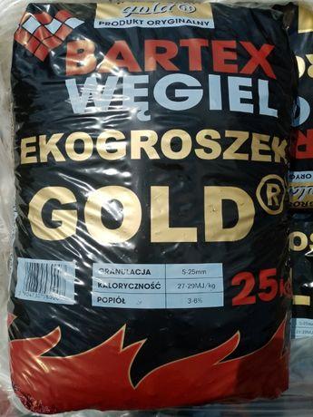polski ekogroszek wysoka jakość, Bartex GOLD, SILVER, RUBIN