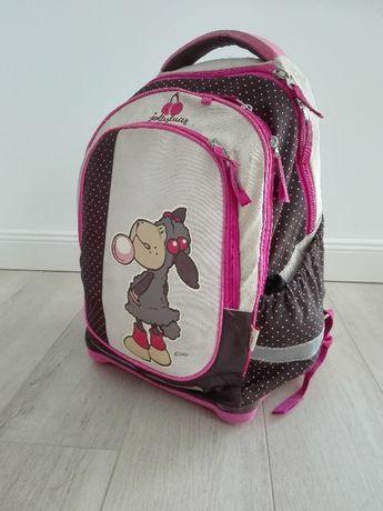 Plecak szkolny firmy NICI Jolly Lucy