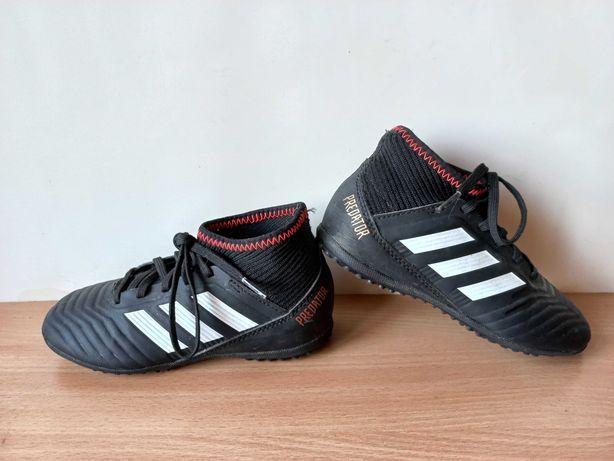 Кроссовки для футбола, сороконожки, бутсы Adidas 28 р. стелька 17,2 см