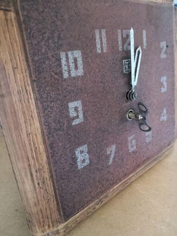 [EDIT] Stary nakręcany zegar