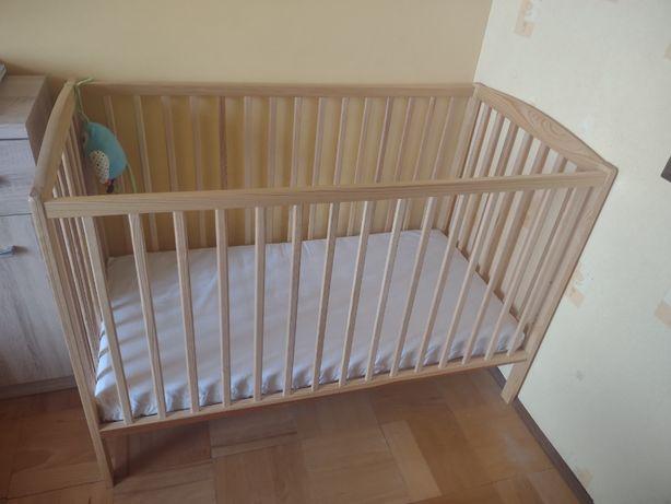 Łóżeczko dziecięce + podgrzewacz