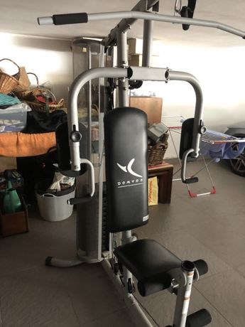 Máquina de ginásio multifunções