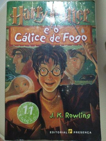 Harry Potter e o Cálice de Fogo-11 edição