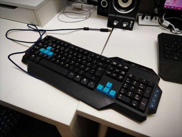 Teclado gaming E-Blue Mazer Type-X