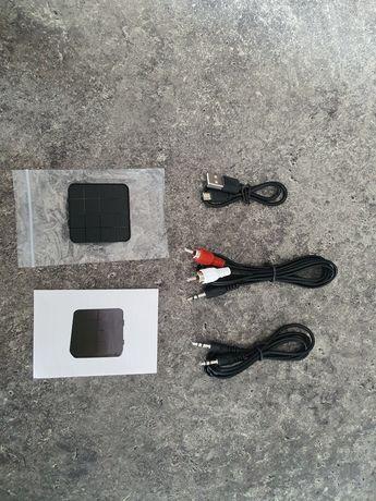 Receptor/Transmissor de áudio Bluetooth 5.0 *Novo*