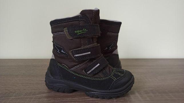 Superfit черевики стан ідеальний термо ботинки зима