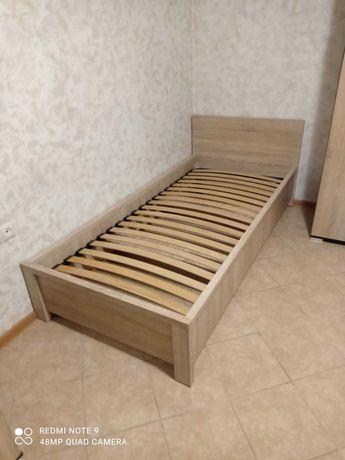 Дитяче ліжко Каспіан односпальне з ламелями