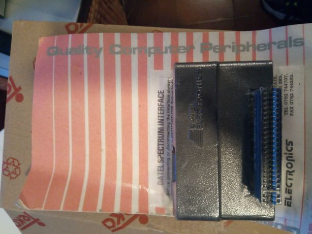 ZX Spectrum interface