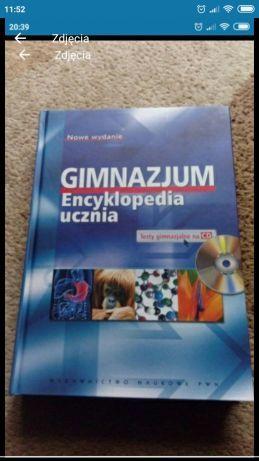 Encyklopedia ucznia Gimnazjum PWN