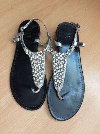 sandały m&s damskie