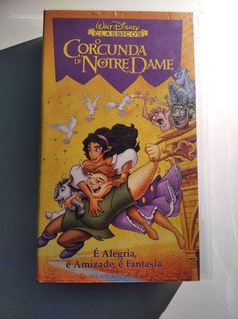VHS Corcunda de Notre Dame original