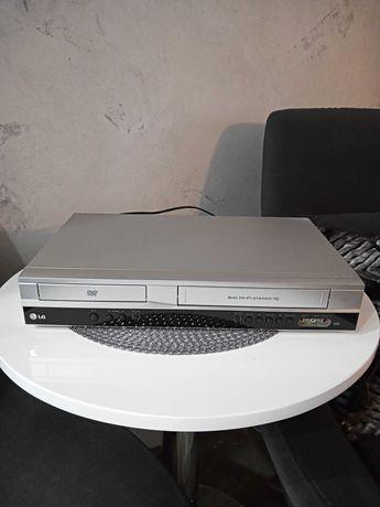 LG odtwarzacz DVD i VCR