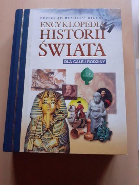 Encyklopedia Historii Świata Readers Digest