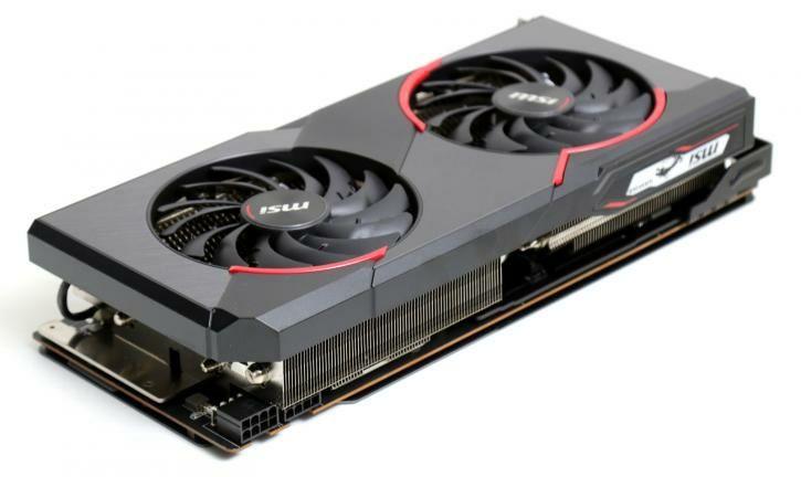 MSI Radeon 5700 Gaming X Białystok - image 1