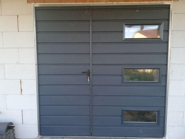Brama garażowa pod wymiar , automatyka do bram