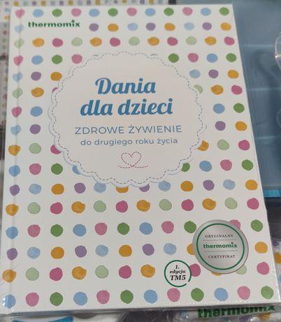 Książka Dania dla dzieci Nowa