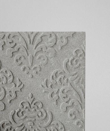 Beton architektoniczny, płyty betonowe - WZORY, WYTŁOCZENIA