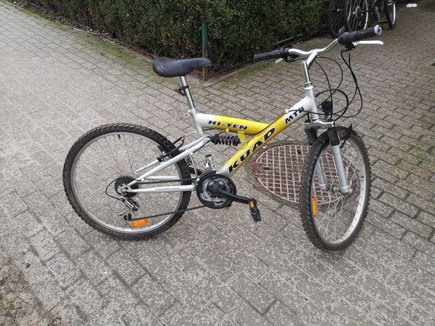 Rower górski młodzieżowy Hi-Ten MTB
