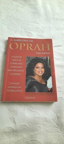 Livro sobre a sabeforia e oprah