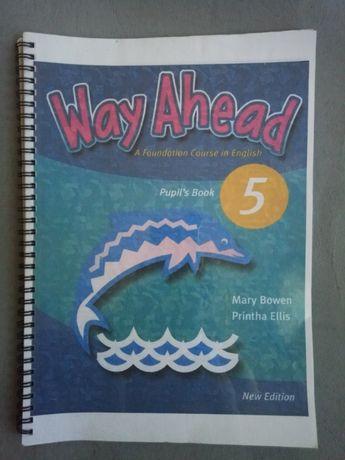 Way Ahead 5 PB книга
