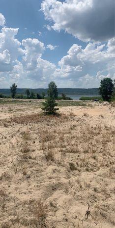 Земельный участок 2 га  выход на Днепр,под базу отдыха.