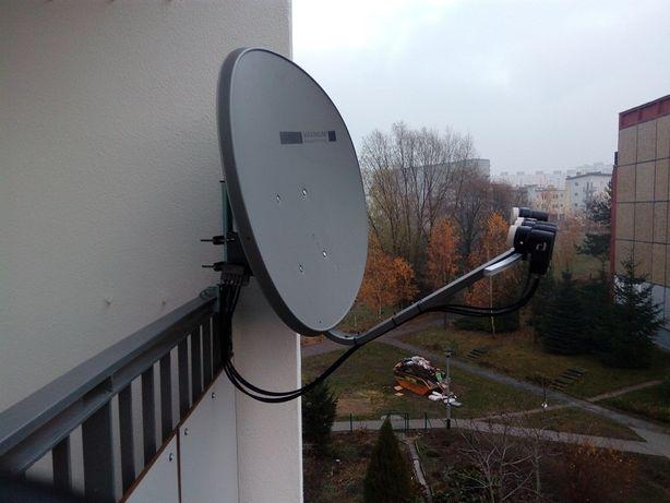 Montaż anten Poznań
