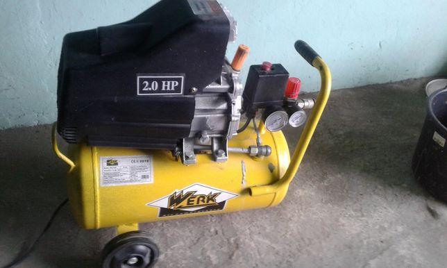 Аренда бензинового генератора и компрессора