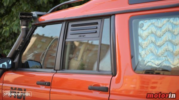 Grelha de Reciclagem de Ar MDI 4×4 Land Rover Discovery 1 e 2