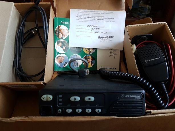 RADIO-TELEFON motorolala GM-350/4CH/UHF nr.821 LYW0729