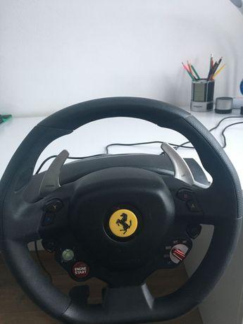 Kierownica thrustmaster Ferrari Italia 458 jak nowa