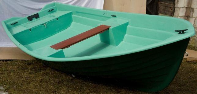 Łódź wędkarska łódka JULA