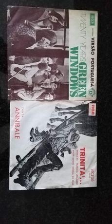 Mini LP Música Variados