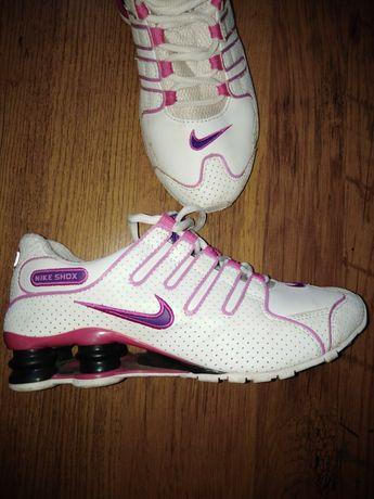 Nike shox buty damskie