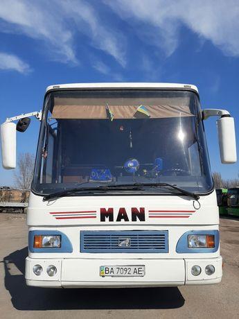 Продам автобуса MAN