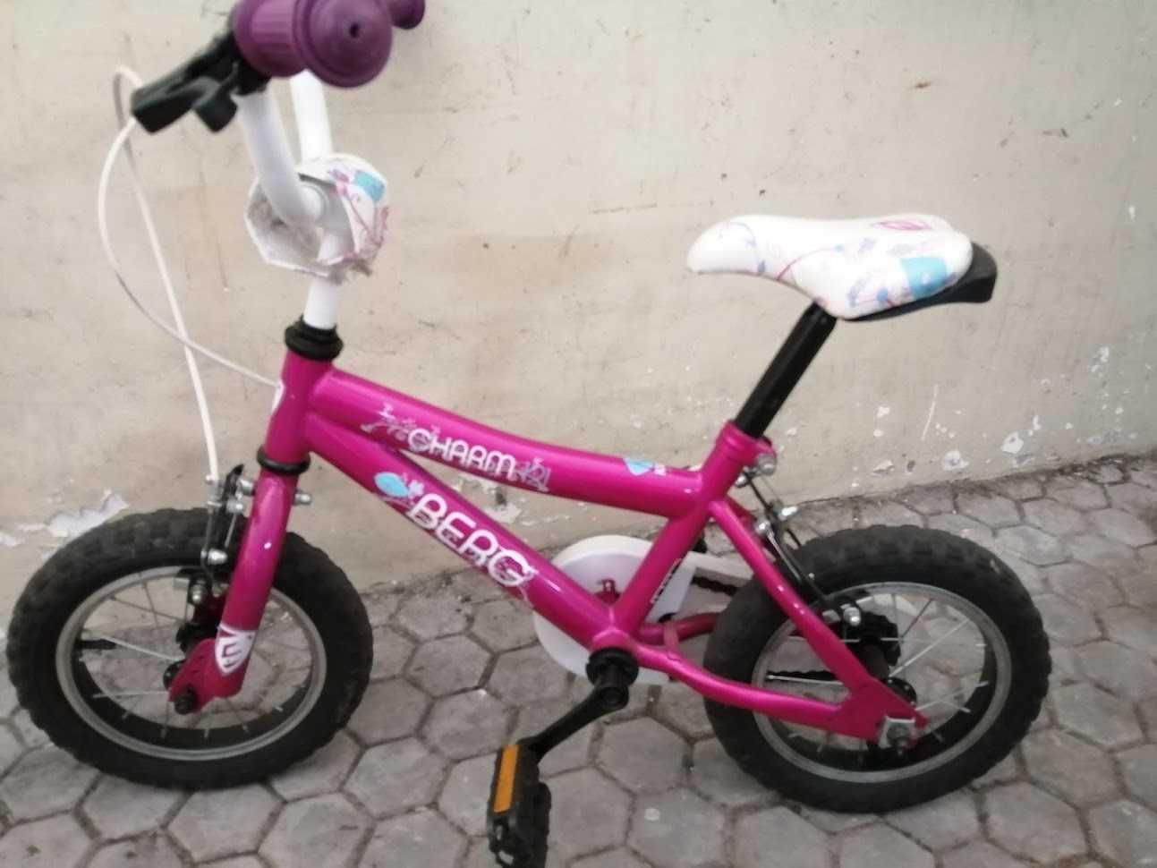 Bicicleta menina roda 12,5
