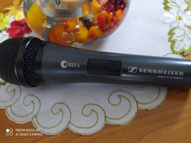 Mikrofon dynamiczny Sennheiser e 825 s