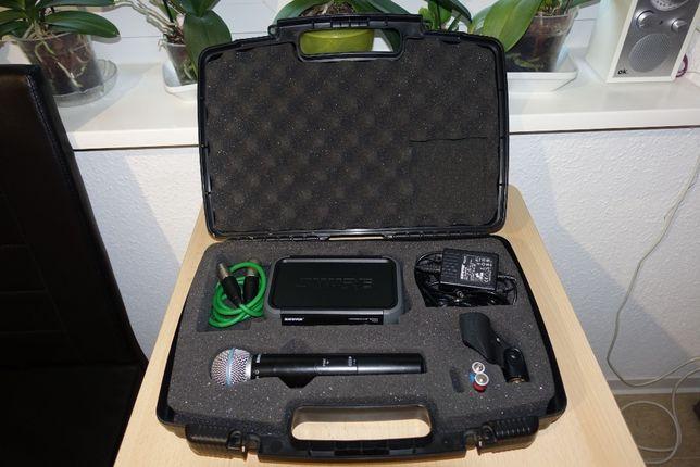 Радио микрофон Shure Beta SM58A