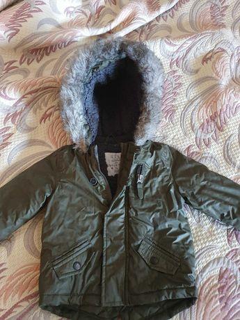 Зимняя куртка F&F на мальчика