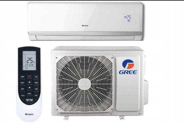 Klimatyzator Gree Bora, Lomo Eco 3,2 kW GWH12QB Wi-fi